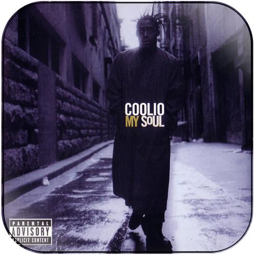 Big Bad Voodoo Daddy Save My Soul Album Cover Sticker Album