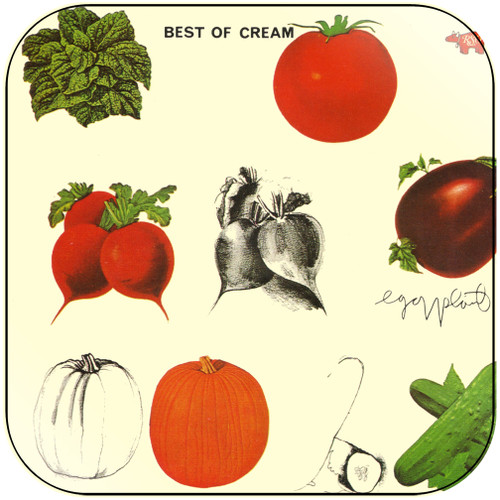 Cream Best Of Cream Album Cover Sticker Album Cover Sticker