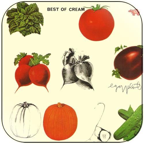Cream Best Of Cream Album Cover Sticker Album Cover Sticker