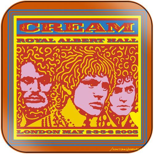 Cream Royal Albert Hall London May 2 3 5 6 2005 Album Cover Sticker Album Cover Sticker