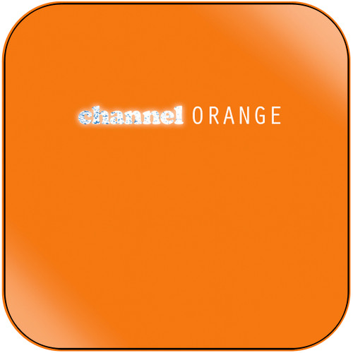Frank Ocean Channel Orange Album Cover Sticker