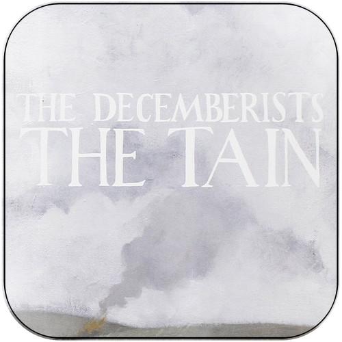 The Decemberists The Tain Album Cover Sticker