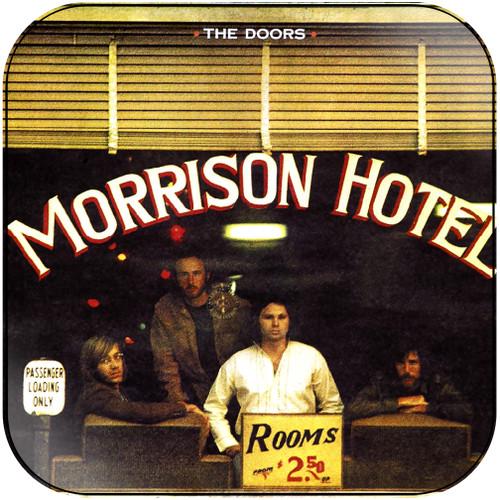 The Doors Morrison Hotel Album Cover Sticker