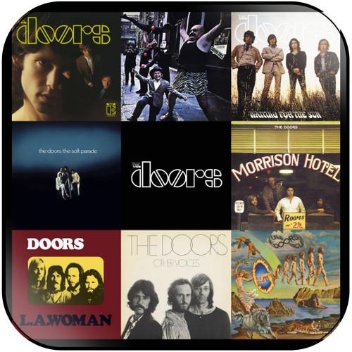 The Doors The Complete Doors Studio Albums Album Cover Sticker
