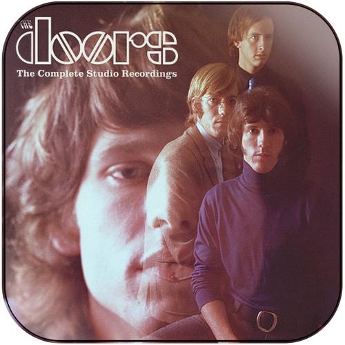 The Doors The Complete Studio Recordings Album Cover Sticker
