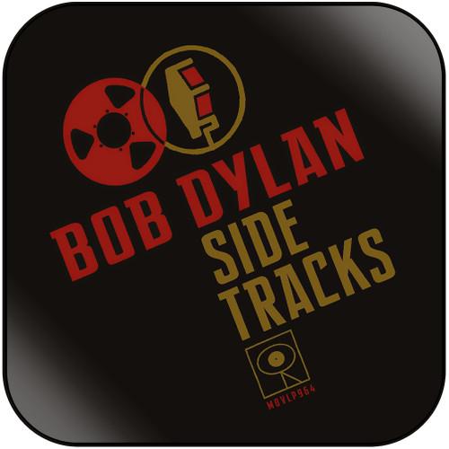 Bob Dylan Side Tracks Album Cover Sticker