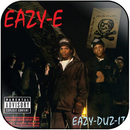 Eazy-E Eazy Duz It Album Cover Sticker