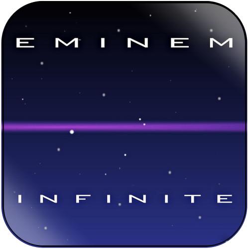 Eminem Infinite-2 Album Cover Sticker
