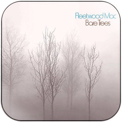 Fleetwood Mac Bare Trees Album Cover Sticker