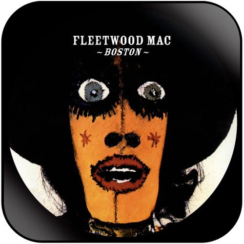 Fleetwood Mac Boston Album Cover Sticker