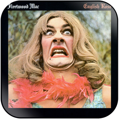 Fleetwood Mac English Rose Album Cover Sticker