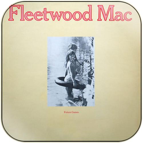 Fleetwood Mac Future Games-1 Album Cover Sticker