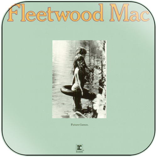 Fleetwood Mac Future Games-2 Album Cover Sticker