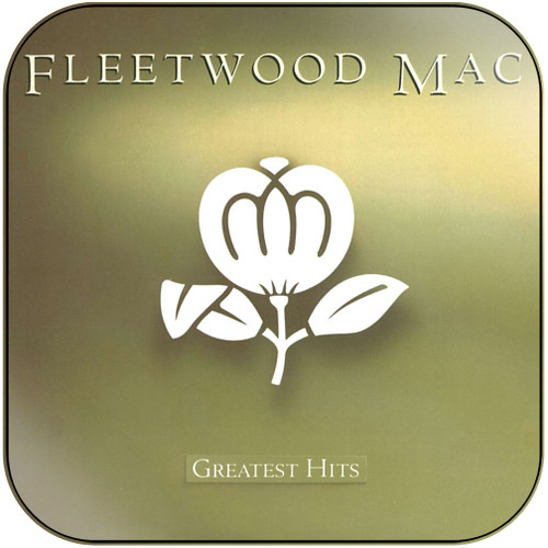 Fleetwood Mac Greatest Hits Album Cover Sticker