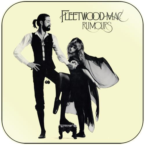Fleetwood Mac Rumours-1 Album Cover Sticker