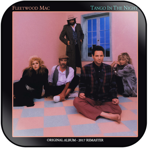 Fleetwood Mac Tango In The Night-3 Album Cover Sticker
