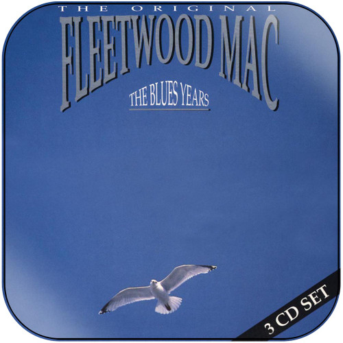 Fleetwood Mac The Blues Years Album Cover Sticker