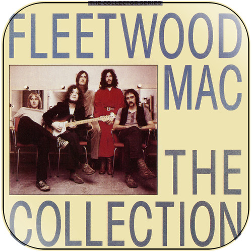 Fleetwood Mac The Collection Album Cover Sticker