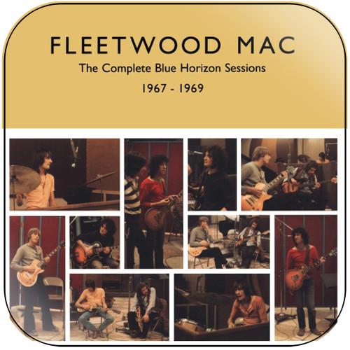 Fleetwood Mac The Complete Blue Horizon Sessions 1967 1969 Album Cover Sticker