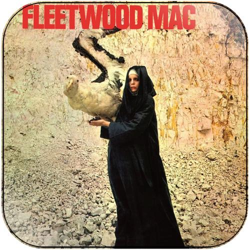Fleetwood Mac The Pious Bird Of Good Omen Album Cover Sticker