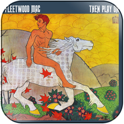 Fleetwood Mac Then Play On-2 Album Cover Sticker