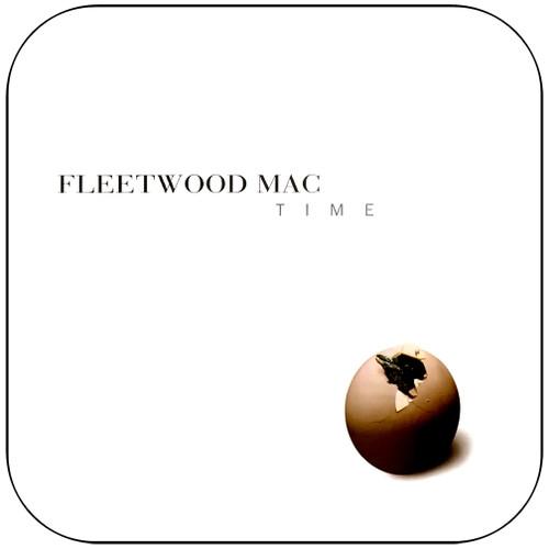 Fleetwood Mac Time Album Cover Sticker