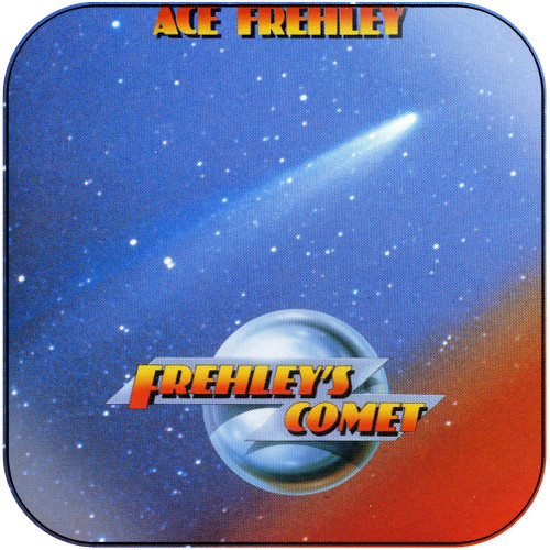 Ace Frehley Frehleys Comet Album Cover Sticker