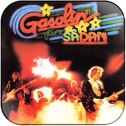 Sidste nye Gasolin Gasolin 2 Album Cover Sticker WS-25