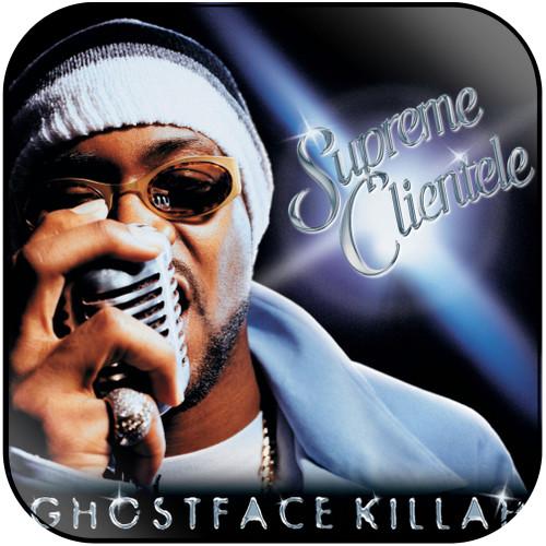 Ghostface Killah Supreme Clientele Album Cover Sticker