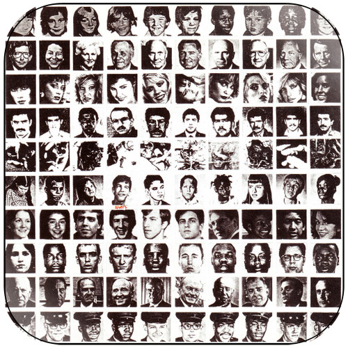 Ed Hall Albert Album Cover Sticker