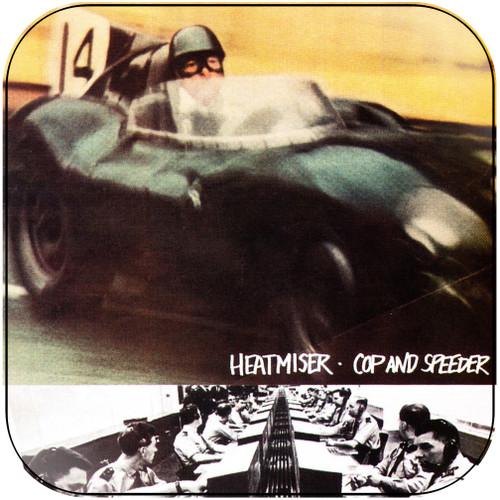 Heatmiser Cop And Speeder Album Cover Sticker