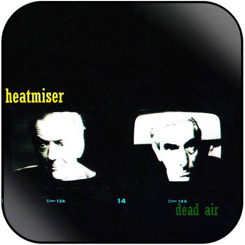 Heatmiser Dead Air Album Cover Sticker