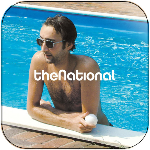 The National The National Album Cover Sticker