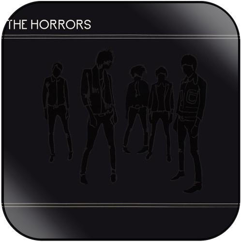 The Horrors The Horrors Album Cover Sticker