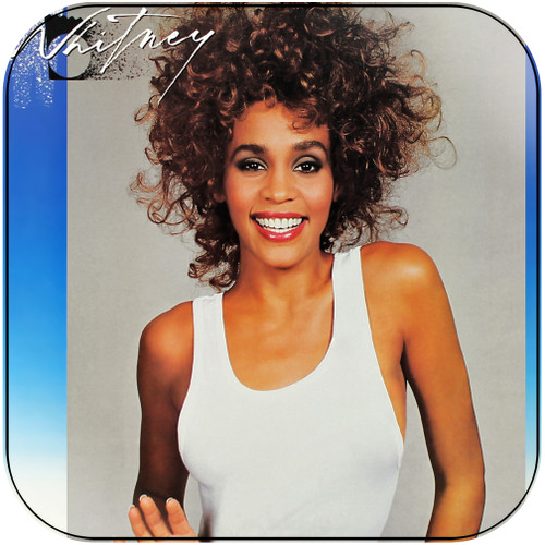 Whitney Houston Whitney-2 Album Cover Sticker