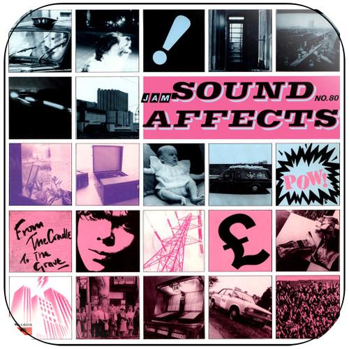 The Jam Sound Affects-1 Album Cover Sticker