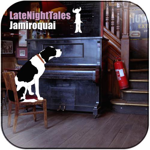 Jamiroquai Latenighttales Jamiroquai Album Cover Sticker