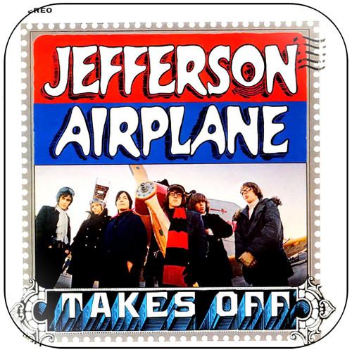 Jefferson Airplane Jefferson Airplane Takes Off-1 Album Cover Sticker