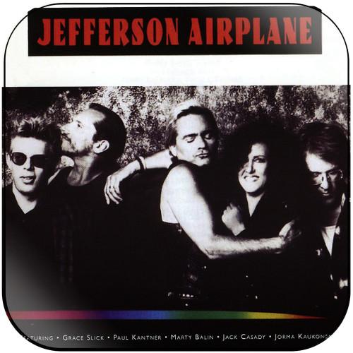 Jefferson Airplane Jefferson Airplane Album Cover Sticker