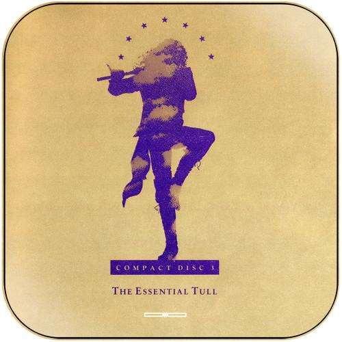 Jethro Tull 20 Years Of Jethro Tull-3 Album Cover Sticker
