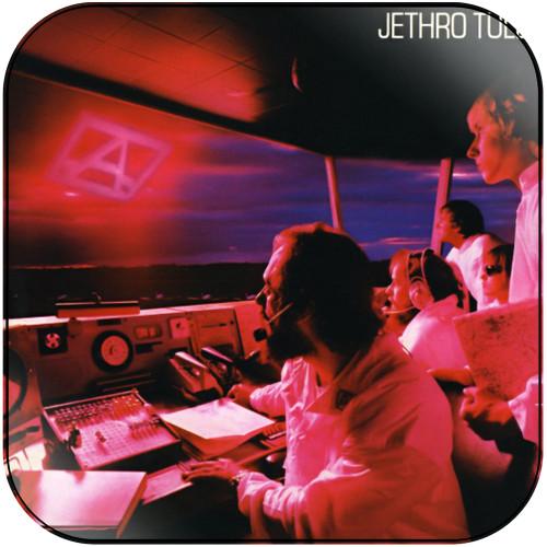 Jethro Tull A Album Cover Sticker