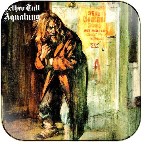 Jethro Tull Aqualung-2 Album Cover Sticker