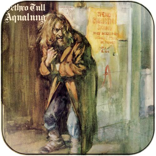 Jethro Tull Aqualung-4 Album Cover Sticker