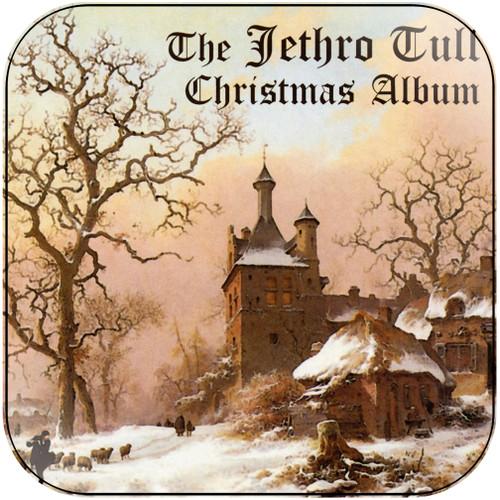 Jethro Tull The Jethro Tull Christmas Album-1 Album Cover Sticker