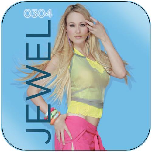 Jewel 304 Album Cover Sticker