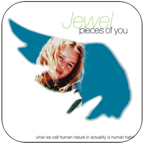 Jewel Pieces Of You Album Cover Sticker