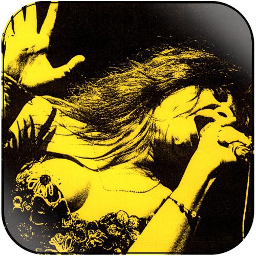Janis Joplin Janis Album Cover Sticker