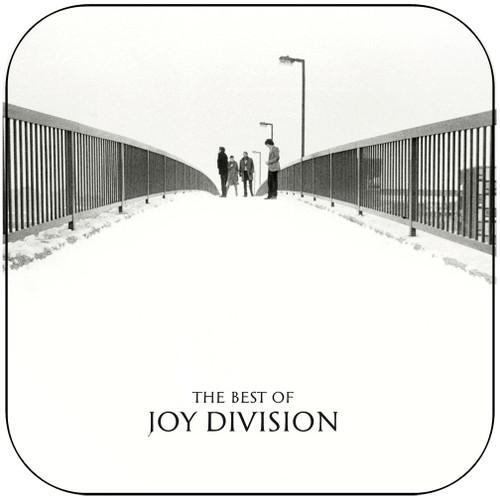 Joy Division The Best Of Joy Division Album Cover Sticker