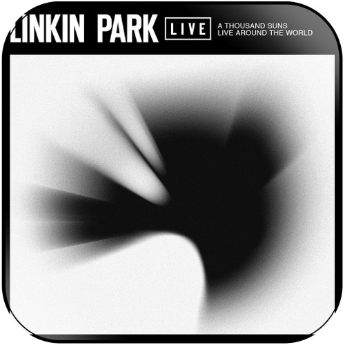 Linkin Park Hybrid Theory Live Around The World Album Cover Sticker