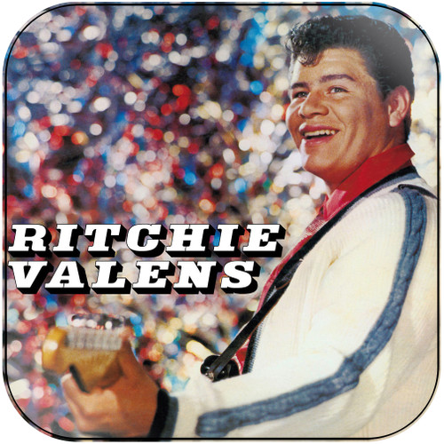 Ritchie Valens Ritchie Valens Album Cover Sticker